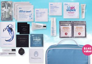 Bliss Spa Free Sample Set April