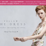 Saks Friends & Family Promo Code