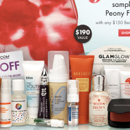 Beauty.com Free Sample Beauty Bag