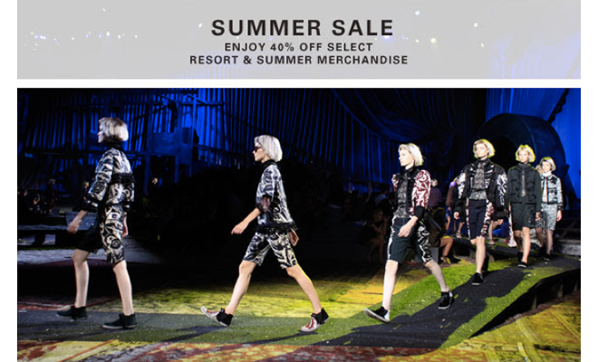 MarcJacobs.com - 40% Off Summer & Resort Sale