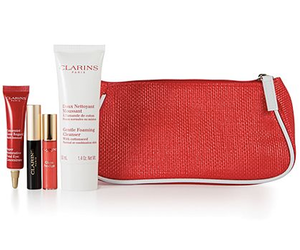 Macy's 5 Piece Clarins Gift Set with Purchase