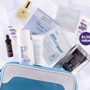 Bliss Spa Free Beauty Gift Set with Purchase