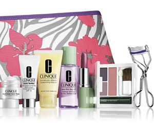 Bloomingdale's Clinique Bonus Time Gift