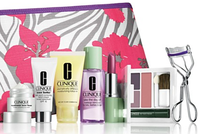 Clinique Free Gift Tips