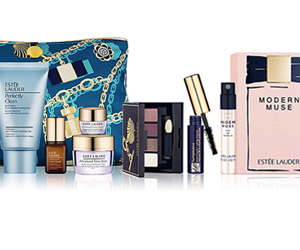 Estee Lauder Free 7-Piece Gift with