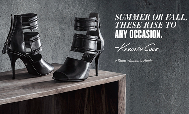 Kenneth Cole - Take $50 Off Your Order