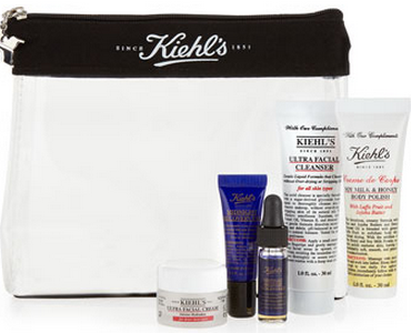 Kiehl's Free Gift Tips