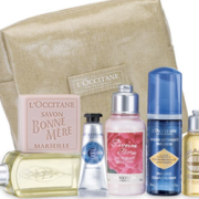 L'Occitane Free Best Sellers Gift with Purchase