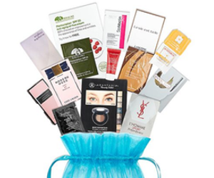 Macy's 13-Piece Free Beauty Gift with Purchase