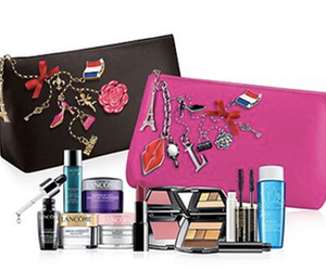 Macy's Lancome 7-Piece Free Gift with Purchase