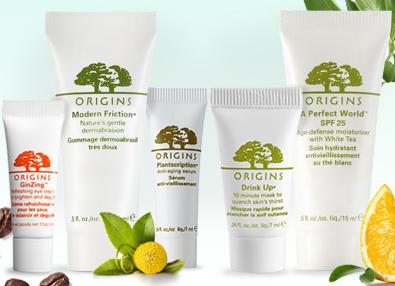 Origins Free Gift Tips