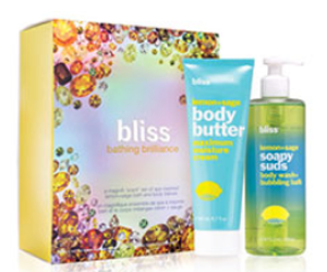 Bliss World Spa 20% Off Select Items