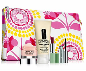 Bloomingdale's Clinique 5-Piece Bonus Time Gift with Purchase