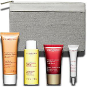 Dillard's Clarins Free 5-Piece Gift with Purchase