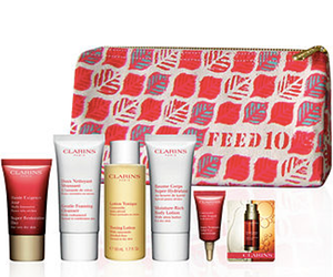 Macy's Clarins Free 7-Piece Gift with Purchase