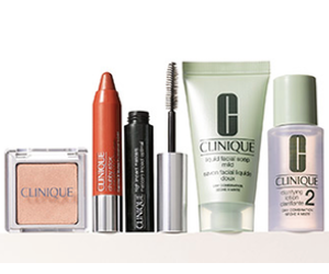 Nordstrom's Clinique Free 5-Piece Gift with Purchase