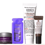 Nordstrom Kiehl's Free 4-Piece Gift with Purchase Plus Bonus Item