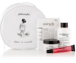 Philosophy Free 5-Piece Gift with Purchase