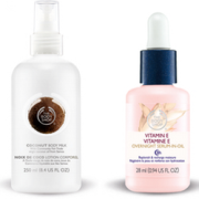 The Body Shop BOGO Sale Buy 3 Get 3 Free