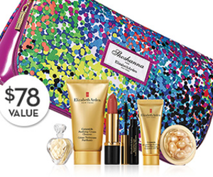 Elizabeth Arden Free 7-Piece Designer Gift with Purchase