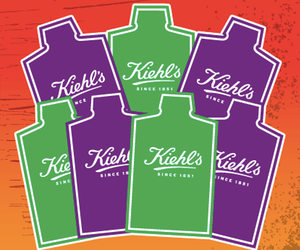 Kiehl's 7 Free Samples with Purchase