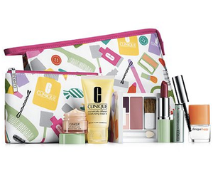 Macy's Clinique Free 8-Piece Gift with Purchase