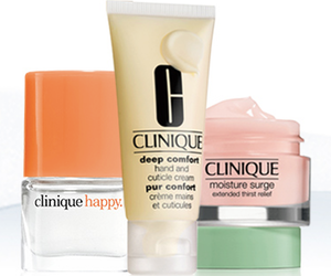 Clinique Free Gift + Free Shipping with Purchase