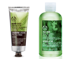 The Body Shop 40% Sitewide Plus Free Shipping with Promo Code