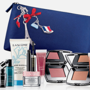 Dillard's Lancome Free 7-Piece Gift with Purchase