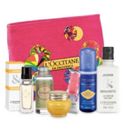 L'Occitane Free 7-Piece Gift with Promo Code