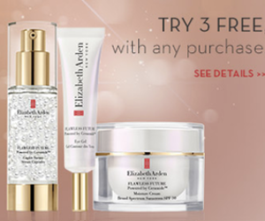 Elizabeth Arden Free Skin Care Gift with Promo Code