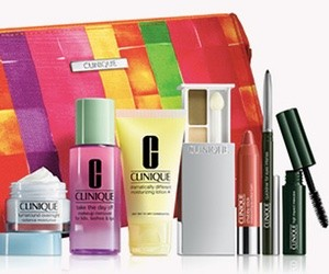 Nordstrom Clinique Bonus Time Gift