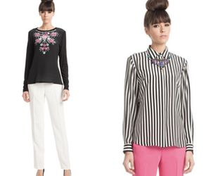 Trina Turk tops on sale