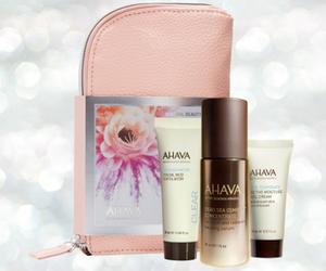 AHAVA 20% Off Plus Free 5-Piece Gift with Promo Code