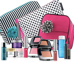 Macy's – Lancome Free 7-Piece Beauty Gift with Purchase | LuxeSave