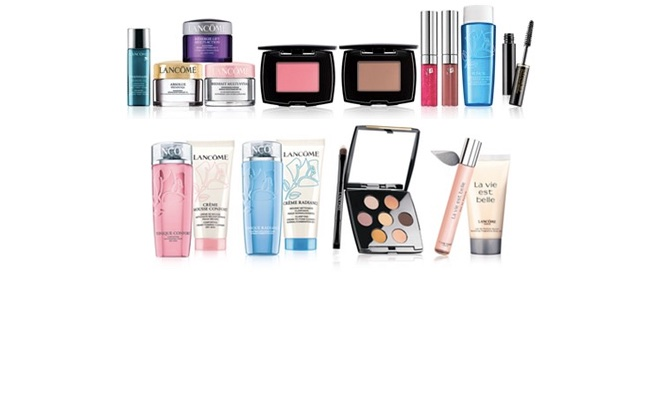 Macy's - Lancome Free 7-Piece Beauty Gift with Purchase
