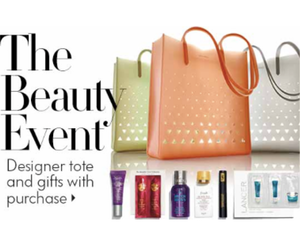 Neiman Marcus Free 8-Piece Beauty Gift with Purchase