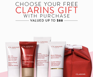Nordstrom Clarins Free Skin Care Travel Set with Purchase