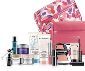 Lord & Taylor Lancome Free Gift with Purchase