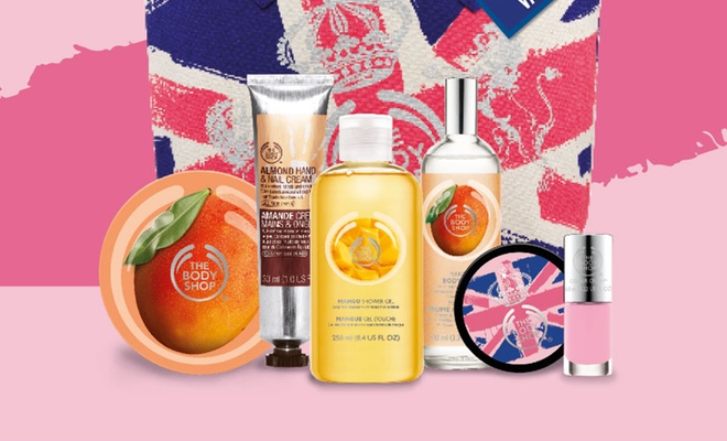 The Body Shop - 7-Piece Gift with Purchase