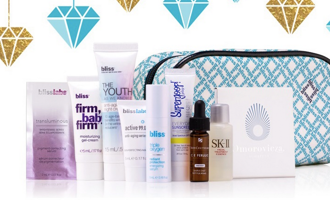 Bliss Spa - Free Deluxe Sample Gift Set with Purchase