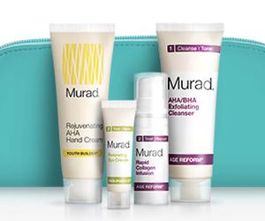 Murad free gift set