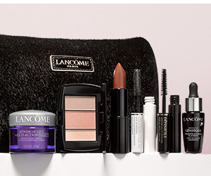 Nordstrom – Lancome Free 7-Piece Gift with Purchase | LuxeSave