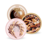 The Body Shop buy 3 get 3 free