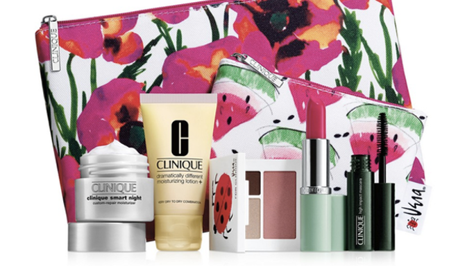 Macy's - Clinique Free 7-Piece Gift with Purchase