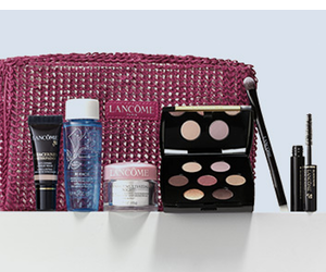 Nordstrom Lancome free gift with purchase