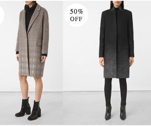All Saints Extra 20% Off Promo Code