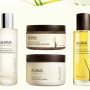 ahava sitewide sale and free gift