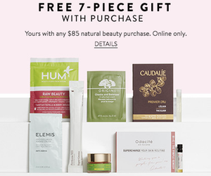 Nordstrom free beauty gift with purchase